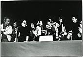 26 avril 1971 états généraux de Elle, une tribune avec des femmes du MLF