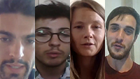 4 jeunes (format portarit)
