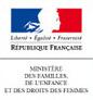 Ministère des familles, de l'enfant et des droits des femmes